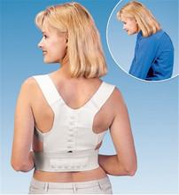 magnetic shoulders back posture support/back brace posture support/upper back support belt with 12 magnets(factory)