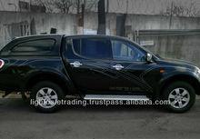2009 Mitsubishi L200 DOUBLE CAB 4WD AUTO 134BHP 2.5 4dr