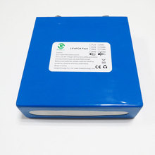 high capacity lithium iron phosphate battery 3.2V 40Ah