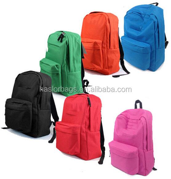Colorful école sac à dos / sacs à dos de mode coréenne pour les