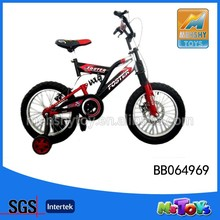 2015 12' kids bicycle/kid's bike with four wheel children's bike with suspension