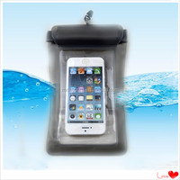 2014 China Supply New Product General Mobile Phone Waterproof Bag
