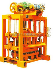 ZCJK 4-40 cheap brick machine to make money