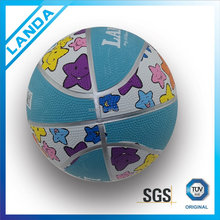 toddlers souvenir basketball for kids 3#