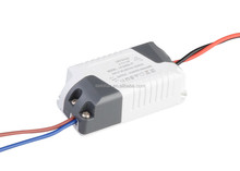 external plastic housing high PF 240ma 6w led driver applications for ceiling lamp