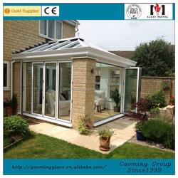 Price of Glass Sunroom Curved Glass Sunrooms Aluminium Sunrooms 2709