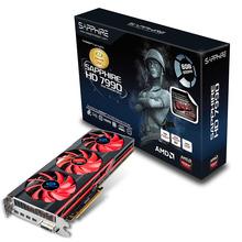 Sapphire amd Radeon HD 7990 6GB 768 bit GDDR5 950 MHz gaming graphic card