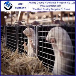 Excellent aluminium alloy cage for mink/mink farm cages for sale