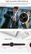 SOS Bluetooth Watch for iPhone and android phone