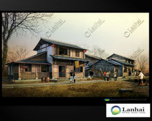 Low Cost Real Estate Design for Sale