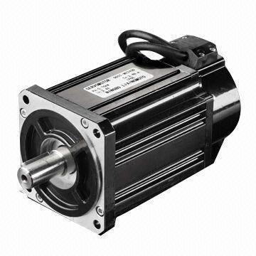 3000rpm 2.39N.m size 80mm single phase 750W 220V AC servo motor and drive