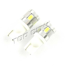 Auto Parts W5W 194 147 152 T10 6SMD 5630 Car LED Tuning Light