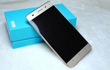 in stock ! 5.0inch huawei honor4c play 8gb rom +2gb ram back cam 13mp dual sim card support wifi gps kirin620 mobile phone