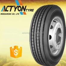 Buscando para distribuidor mayorista no se utiliza neumáticos para camiones