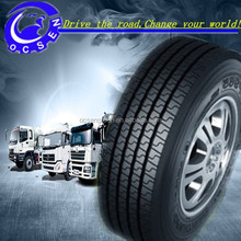 20.5 mm tread depth durable new tires wholesale 12r/22.5 truck tires