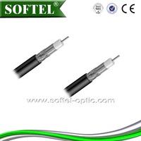Tri Shield CATV Trunk Coaxial Cable | 75 Ohm Coaxial Cable RG6 RG 59 | RG6 Tri Shield Cable