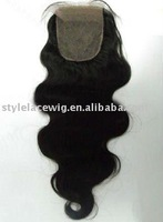 body wave silky base lace closure