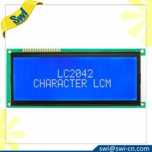 LCM STN Blue White 20x4 Characters