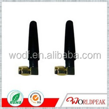 Right Angle 433MHz wifi antenna with RP sma connector