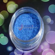 Sheencos Pigment Powder FDA Standard Dazzle Color For Nail Lacquer Nails