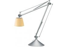 9.10-4 extruded aluminum arms borosilicate glass internal diffuser task Soft Table Lamp