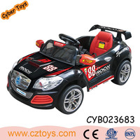 Top sale ride on toy car kids electric car 6v childrens car with MP3