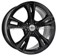guangzhou wheel 19x9.5 alloy wheel black car wheel