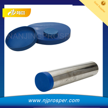 Plastic rubber pipe end caps for pipes and tubes