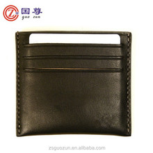 Factory Direct Card Holder / Trading Card Sleeves / Funky Card Holder Wallet With Three Slots