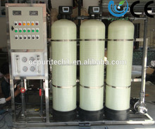RO drinking water production plant mineral water treatment plant