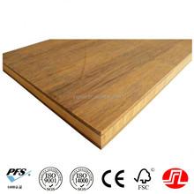 Strand woven 3 layers Bamboo plywood Sheet 4 x 8 cross laminated bamboo sheet