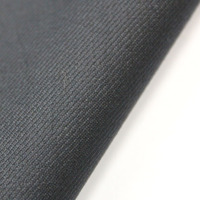 High Quality Italian Mens Leisure Grey Worsted Wool Suit Fabric