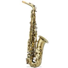 MAS-702 antique bronze alto saxophone from china supplier