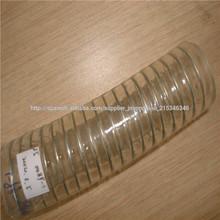 manguera de aspiración de PVC para la industria