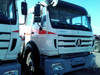 Beiben power star 6x4 trucks tractor