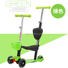 hot selling 4 wheels kids scooter