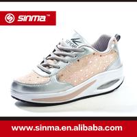 Novelties Wholesale China Lady Thick Sole Flat Shoes