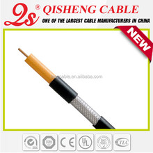 rf cable assembly for cctv catv antenna satellite security