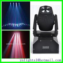 RGBW 4 IN 1 10W led wash zoom led moving head light led beam mini moving head 10w rgbw