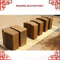 WANTE MACHINERY WT1-20/WT1-20M small clay red brick making machine