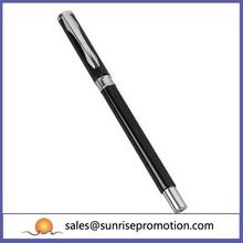 High Quality Printed Pen Ballpoint Aluminium Black