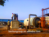 profitable investment continuous waste plastic pyrolysis machine