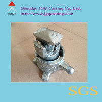 Precision casting parts for container Wrist lock