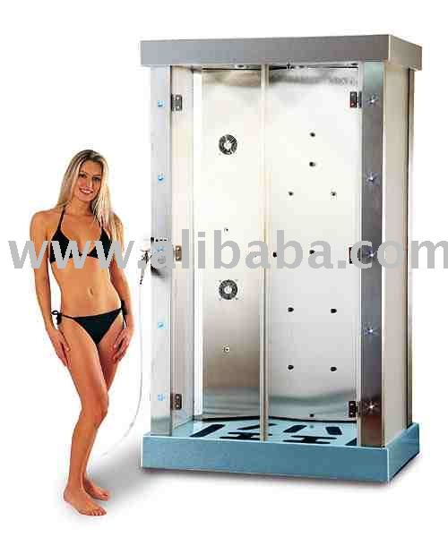 how to build a tanning booth