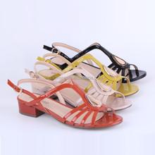 vallenssia estate moda donna sandalo piatto diamante