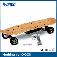 New Style hoverboard electric skateboard 10km/h Speed best electric skateboard