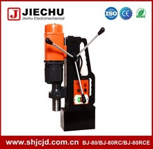 BJ-80 heavy duty 80mm power pro drills magnetic drill machine manufacturer
