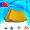 Excellent Wear Resistance 80 - 90A Shore Plastic Polyurethane Blade