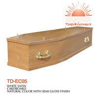 TD-EC05 casket & coffin by paradise made in china