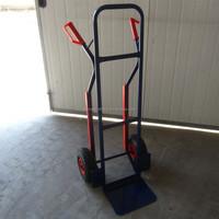 instrument hand push cart